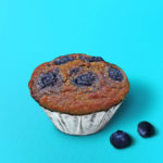 Blueberry-Date-Muffin