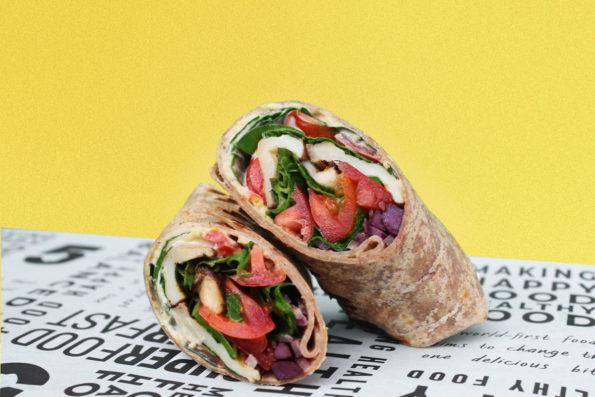 Vegan-Meditteranian-Wrap-Low-Carb